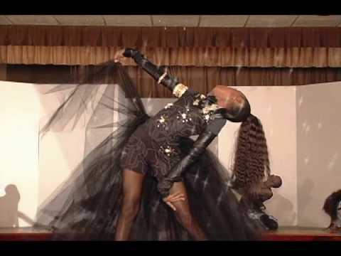 Diva davanna walks i am legend fashion awards show part 2 youtube - Fashion diva tv ...