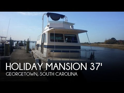 [UNAVAILABLE] Used 1993 Holiday Mansion Coastal Baracuda 38 in Georgetown, South Carolina