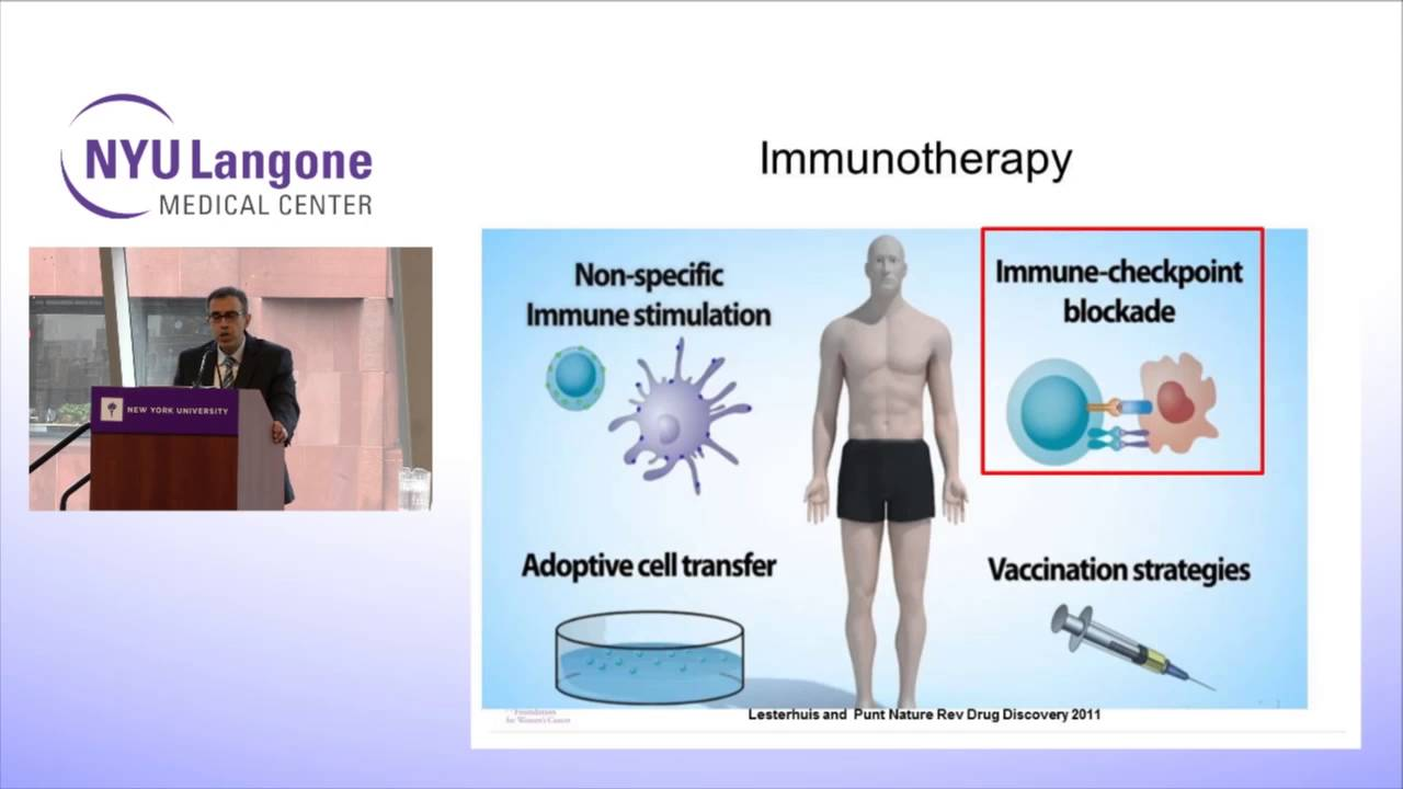 NYU Langone Ovarian Cancer Survivors Course: Immunotherapeutic Approaches