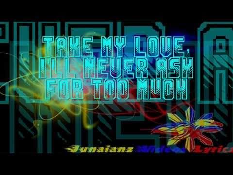 I Have Nothing Lyrics By Charice Pempengco