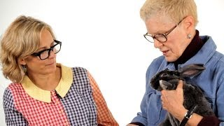 About Amy Sedaris & Mary E. Cotter | Pet Rabbits