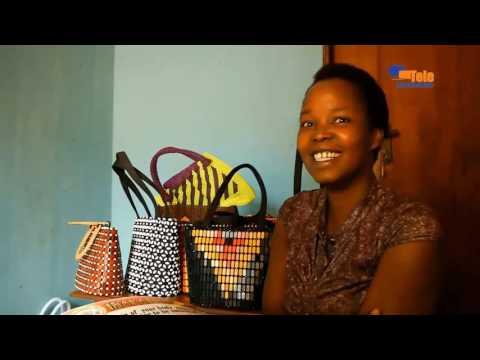 """Burundi : """"INAKAMONGE ART"""", ishirahamwe ryo kwitez'imbere rigizwe n'impunzi z'Abarundi mu Buganda"""