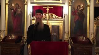 о. Арсеније - Светска амнезија или духовно памћење