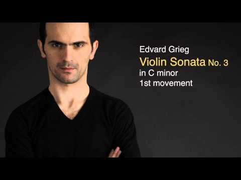 Edvard Grieg: Violin Sonata No. 3, Rudens Turku, Oliver Schnyder
