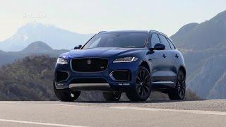 Nos subimos al Jaguar F-Pace: la firma británica lo clava en su primer modelo SUV