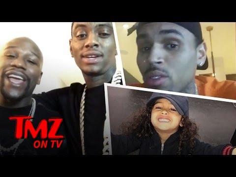 Chris Brown and Soulja Boy Feud Is Back On | TMZ TV