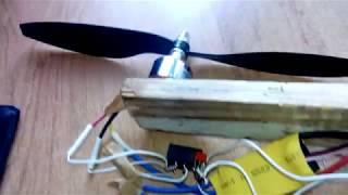 Реверс бесколлекторного электродвигателя с регулятором без функции реверса