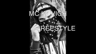 MC KOVICH & DOUBLE KEY MC- - - FREESTYLE
