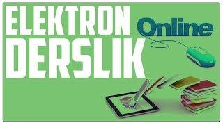 Online Yolnan Elektron Dərslik Oxumaq! [Məktəblilər üçün]
