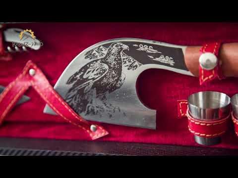 Видео Наборы для шашлыка и барбекю