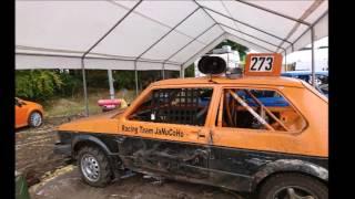 Auto cross 2016 in Spohle ......The Race