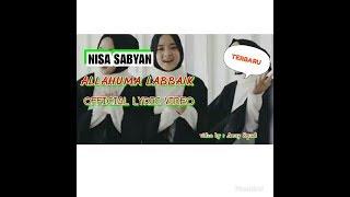 Nisa Sabyan - ALLAHUMA LABBAIK ( official lyric video)