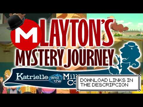 Download LAYTON'S MYSTERY JOURNEY: Katrielle And The Millionaires' Conspiracy [Región Free] [MEGA]