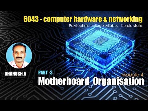 Motherboard Organisation Part-3 | CHN 6043 | Dhanush.A