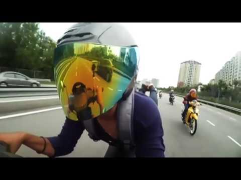 Convoi New year Kami Budak 125zr Ampang