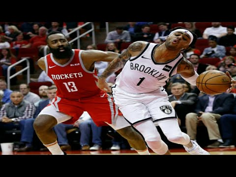 Brooklyn Nets vs Houston Rockets Full Game Highlights |1/16/2019