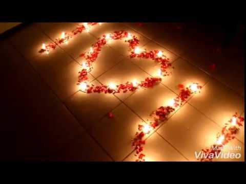 Kejutan ulang tahun romantis buat si pacar