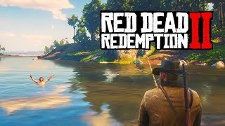 RED DEAD REDEMPTION 2 FUNNY MOMENTS #2