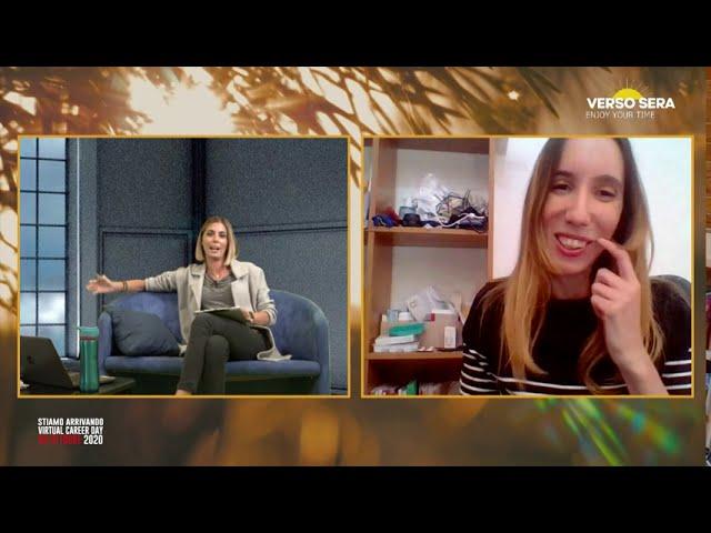 Verso Sera, puntata del 30.09.20 Misa Urbano ospita Laura Scaini di