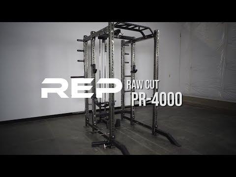 REP PR-4000 Raw Cut Explanation