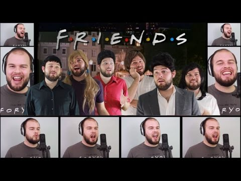Friends Theme Song (Acapella Cover)