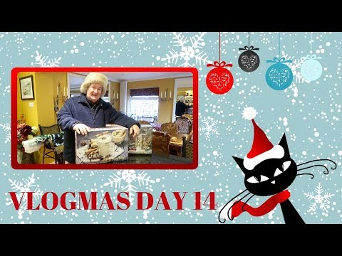 Vlogmas 2017 :: Day 14 :: The Chatty One