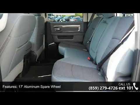 2017 Ram 1500 Big Horn   Northgate Chrysler Dodge Jeep Ra.