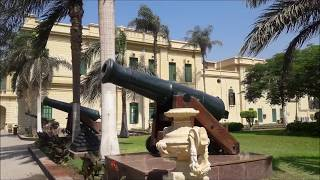 Каир. королевская резиденция Абдин дворец