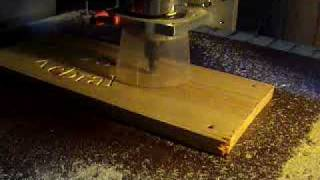 Cnc Router 4-axis Mach3 Techno-isel 04