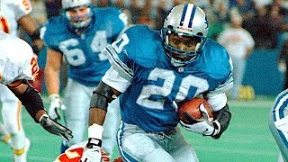 Troy Aikman on the Genuine Modesty of Barry Sanders | The Dan Patrick Show | 12/16/19