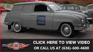 Saab Miscellaneous Videos