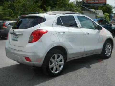 2014 buick encore pensacola fl youtube for Frontier motors inc pensacola fl