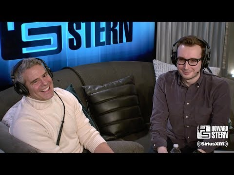 Would Andy Cohen Date Stern Show Staffer Chris Wilding?