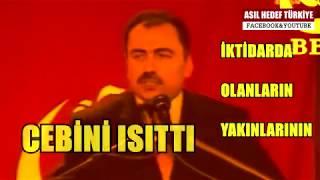 (KESİNLİKLE İZLE) Muhsin Yazıcıoğlu AKP YOLSUZLUKLARI TÜPRAŞ İHALESİ ve Önlenen büyük RANT!