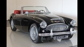 Austin-Healey 3000 MK3 1964 Cabriolet-VIDEO- www.ERclassics.com