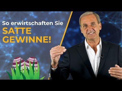 Total Return: So erwirtschaften Sie satte Gewinne! - Meine Anlagestrategie | Florian Homm