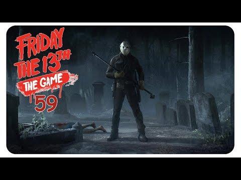 Einsame Flucht #59 Friday the 13th: The Game [deutsch] - Gameplay Together