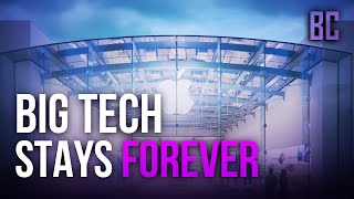 Why Big Tech Will Never Be Broken Up