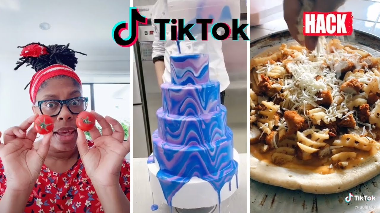 🍔 GENIUS TikTok DIY Food Hacks of June 2020 (v3) To Do in These Times at Home - Try It !