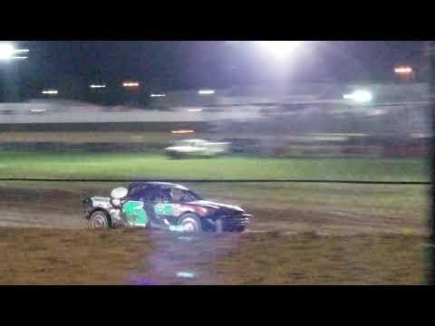 Brownstown Speedway Hornet Heat 3 9-21-18