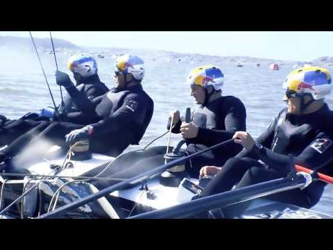 America's Cup: Get To Know Oracle Team's Kyle Langford
