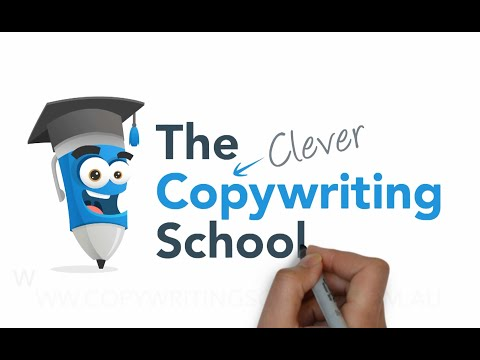 An introduction to The Clever Copywriting School