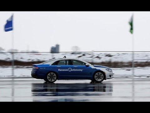 سيارات ذاتية القيادة تتعلم الرؤية وسط الثلوج في كندا  - نشر قبل 3 ساعة