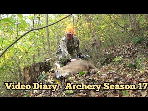 Video Diary - Archery Season 17