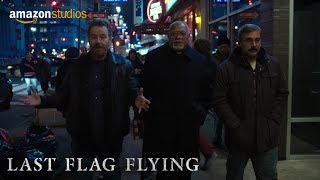 Last Flag Flying – Official US Trailer | Amazon Studios