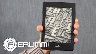 amazon Kindle Paperwhite (2013) обзор читалки. Видеообзор ридера Kindle Paper White от FERUMM.COM