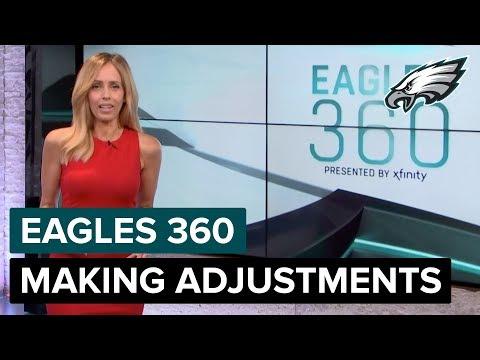 Making Adjustments | Eagles 360 Ep. 21 | Philadelphia Eagles