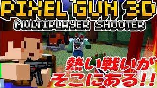【PIXEL GUN 3D】熱い戦いがそこにある!PIXEL GUN 3D!!【たこらいす】
