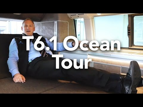 VW Cali Ocean T6.1 FULL TOUR | California Chris