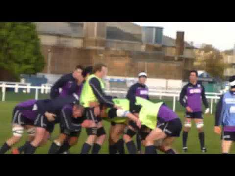 scotland rugby squad training
